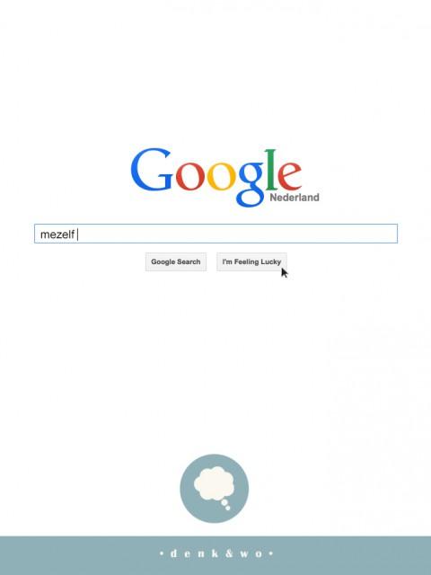 google feeling lucky mezelf