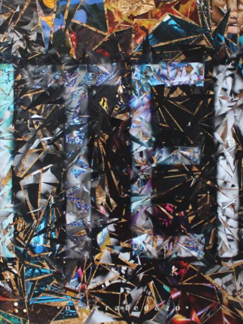 Intens - Collage Suzanne Dirne