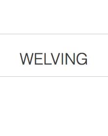 Welving willekeurig woord