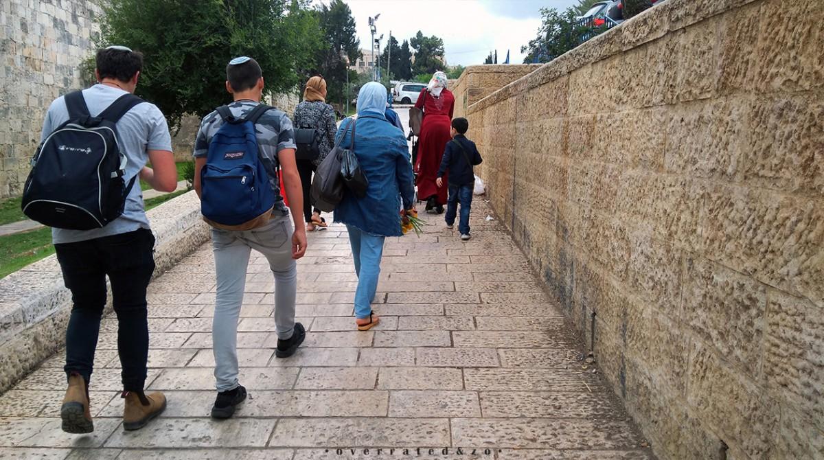 Jerusalem Day israel