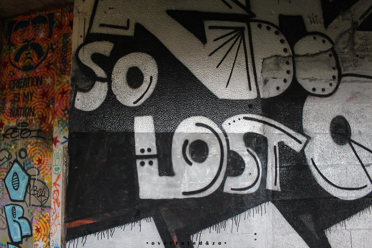 • So Lost •